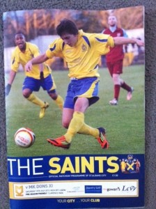My first programme!
