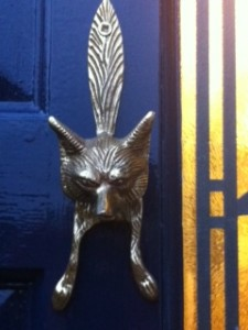 Knocker Fox